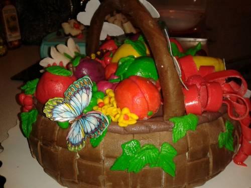 Желейные торты приготовление с фото